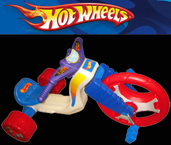 hot wheels big wheel